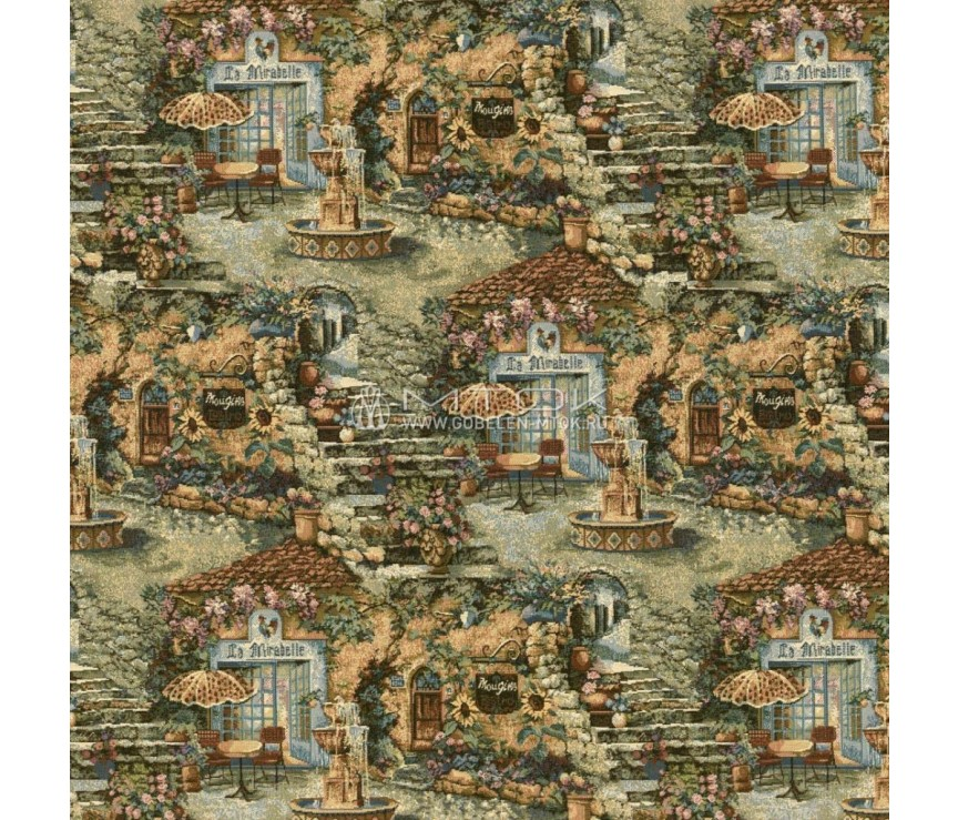Коллекция «Диван Марсель(Райский сад) ВМФ-6309 Д6»