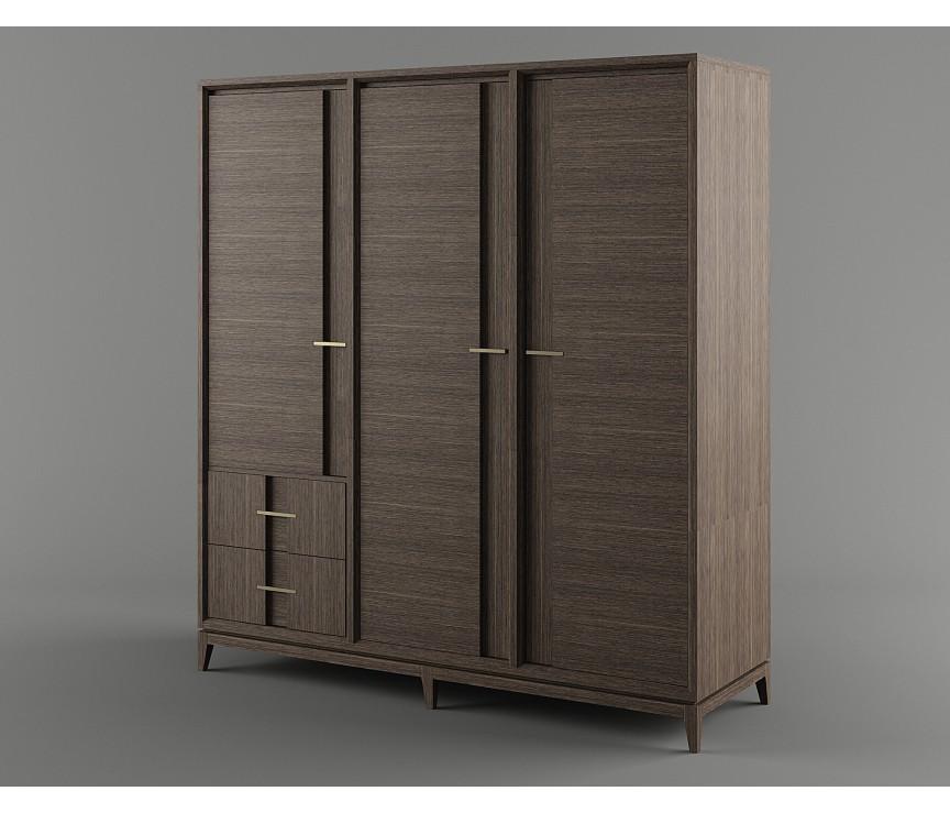 """Коллекция «Шкаф для одежды  B2D3 """"Boston"""" ВМФ-1638»"""