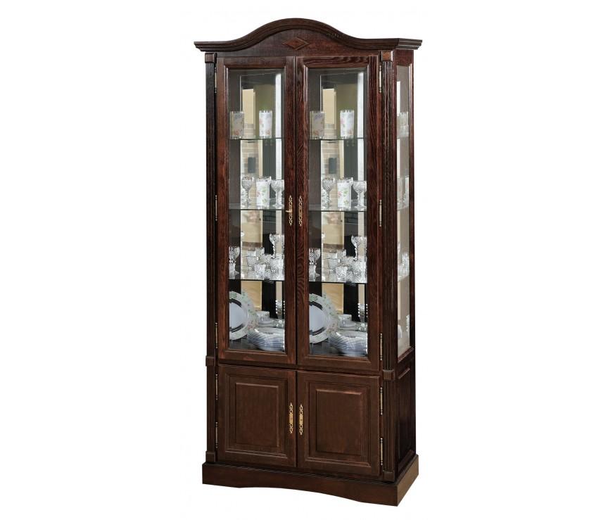 Коллекция «Шкаф с витриной Рубин-ММ ВМФ-6524-ММ Д3»