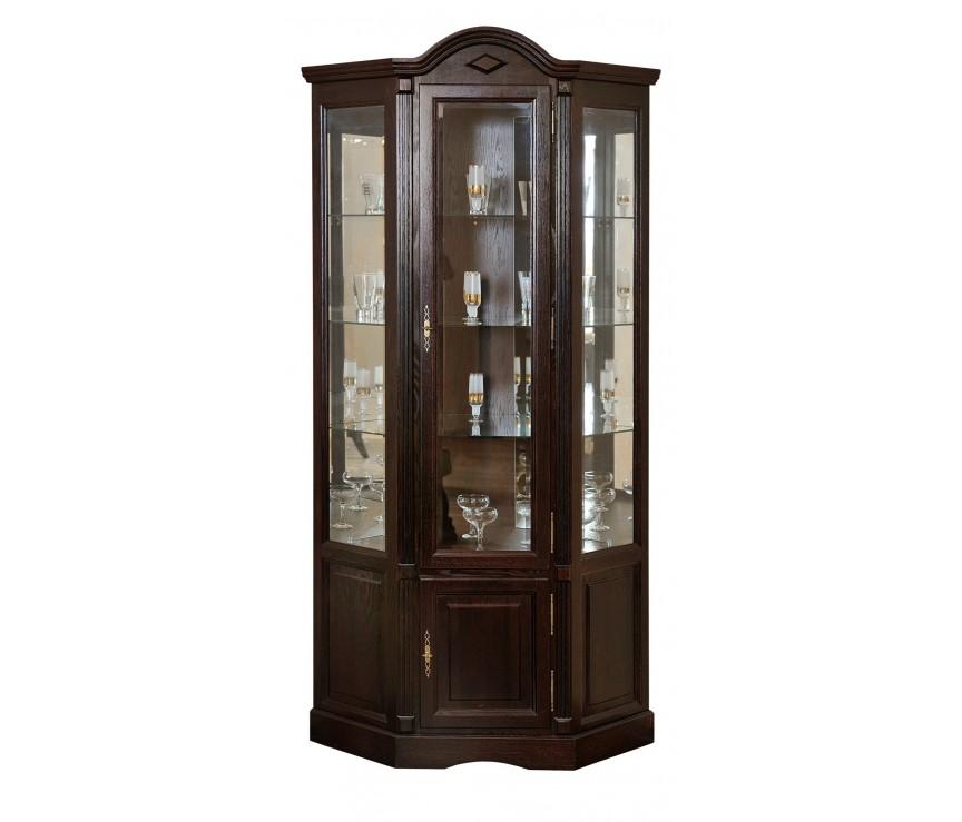 Коллекция «Шкаф с витриной Рубин-ММ ВМФ-6526-ММ»