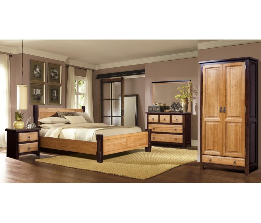 Коллекция «Набор мебели Марсель (спальня #747)»