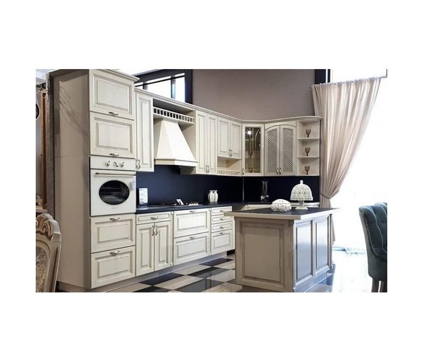 """Коллекция «Набор мебели для кухни """"Злата"""" ЭЗ (777+остров)»"""