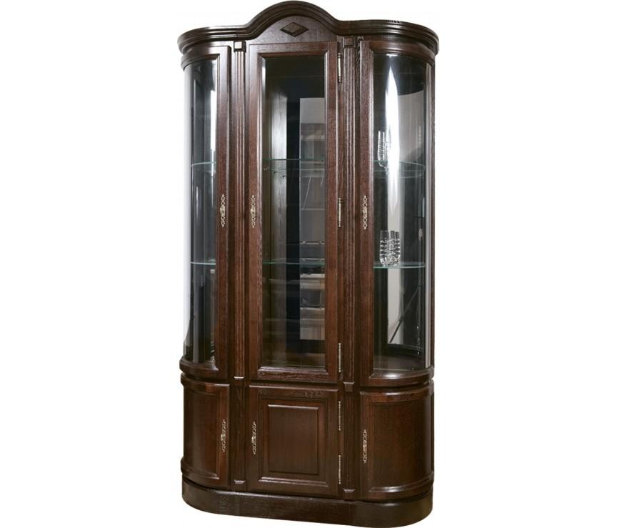 Коллекция «(SALE) Шкаф с витриной Рубин-ММ ВМФ-6541-ММ Д7»