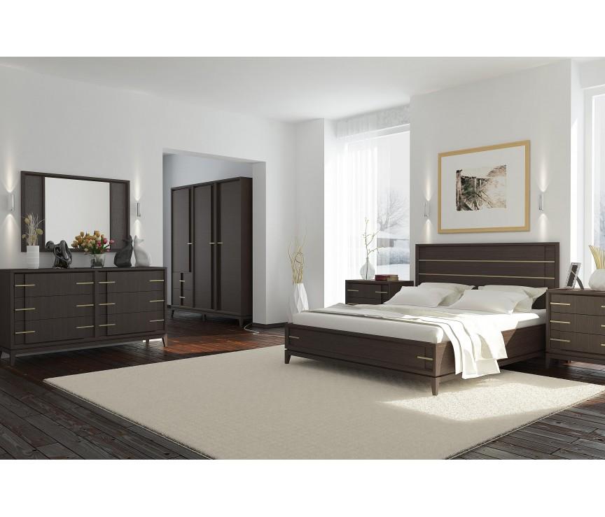 Коллекция «Набор мебели Бостон (спальня #742)»