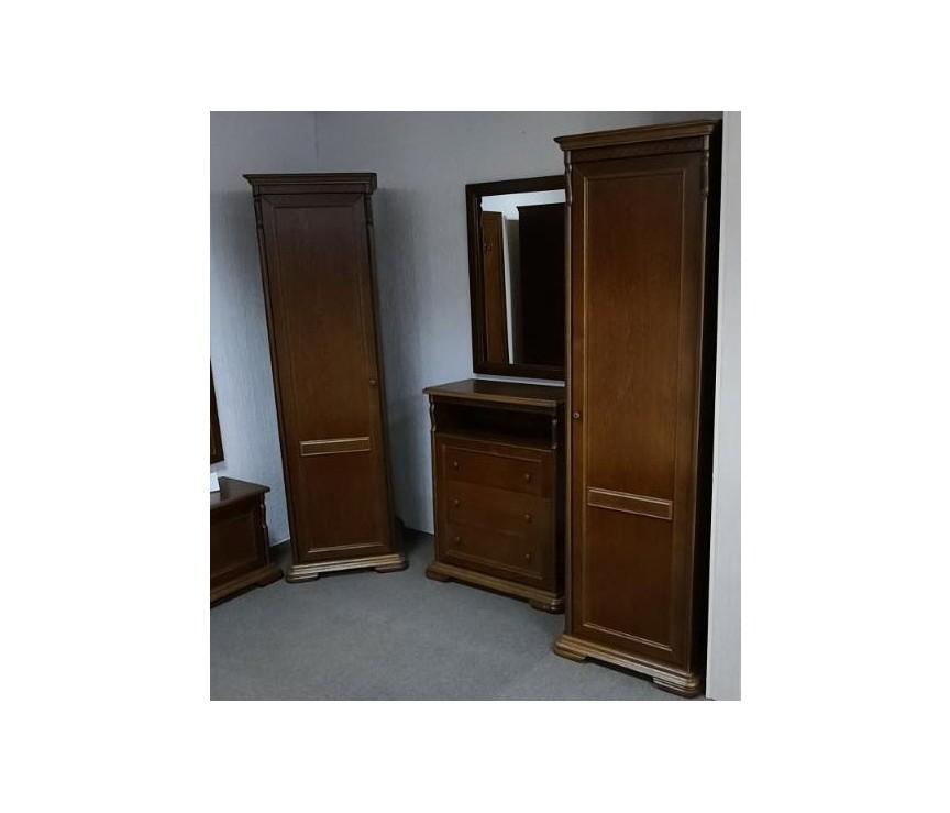 """Коллекция «(SALE) Зеркало """"Лика"""" ВМФ-6241 медовый дуб с золотом»"""