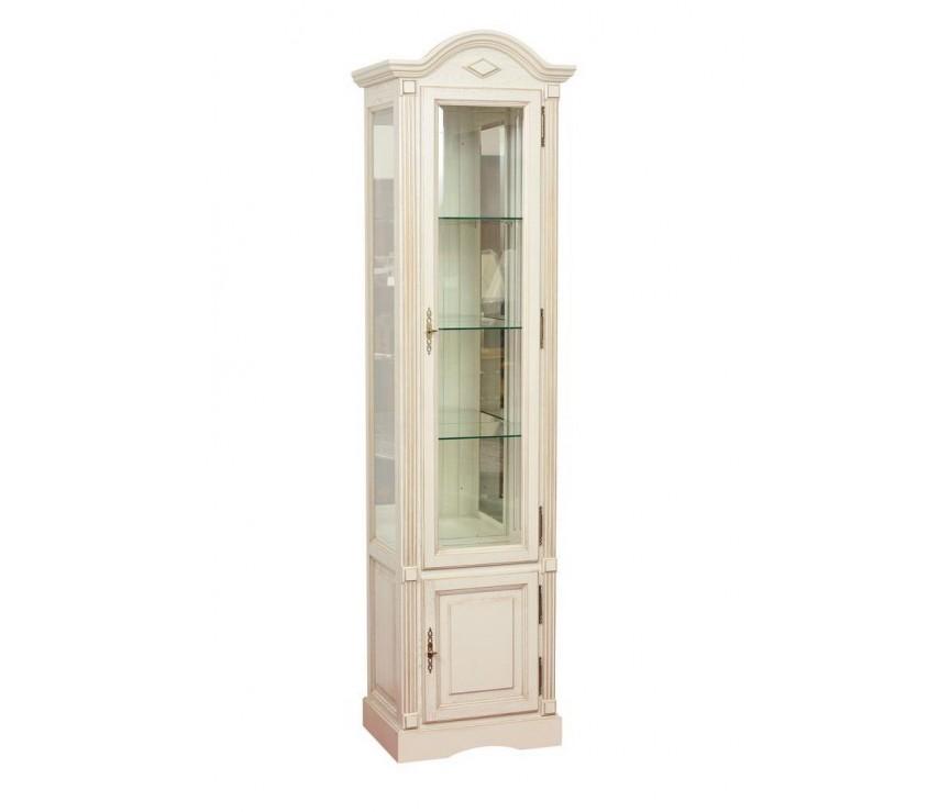 Коллекция «(SALE) Шкаф с витриной Рубин-ММ ВМФ-6525-ММ Д7(в ТЦ Камелот)»